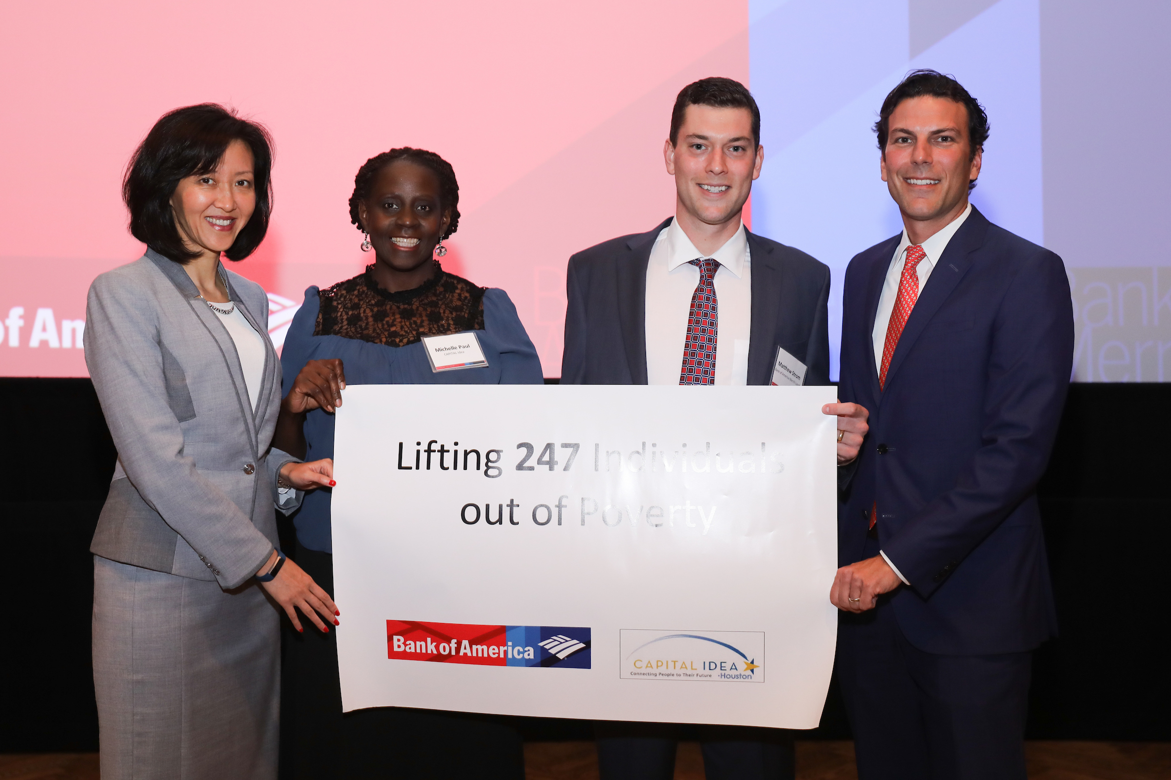 bank of america awards capital idea $20,000!-capital idea houston